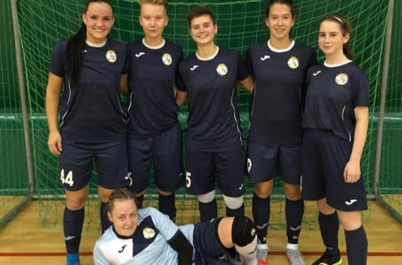 Женская команда по футзалу