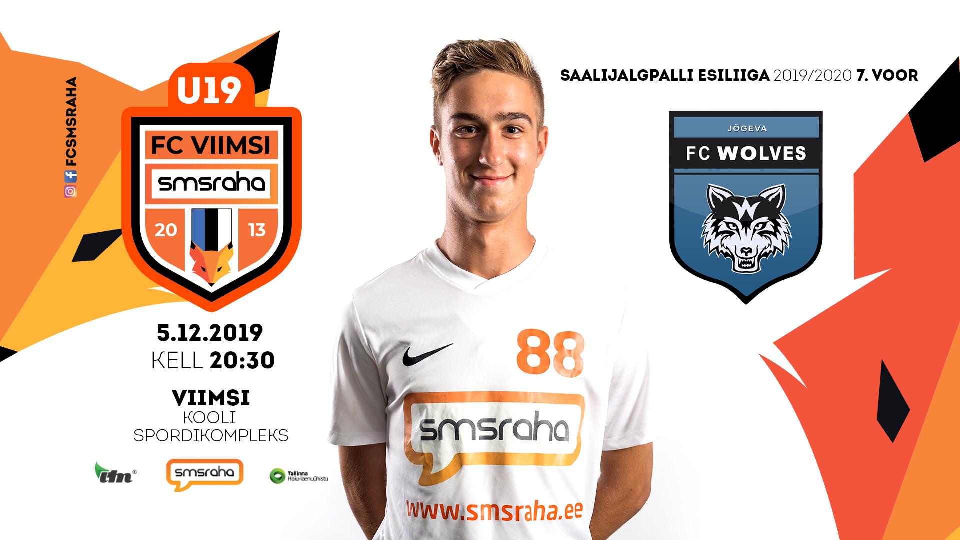 Покер Никиты Филина за FC SMSRAHA U19