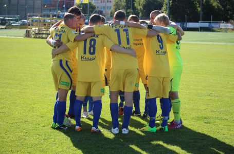 Стали известны соперники нашей Главной команды в чемпионате Эстонии.
