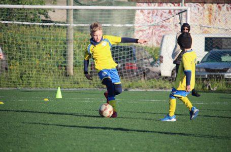 В эту субботу команда U11 сыграет на Keila Cup.