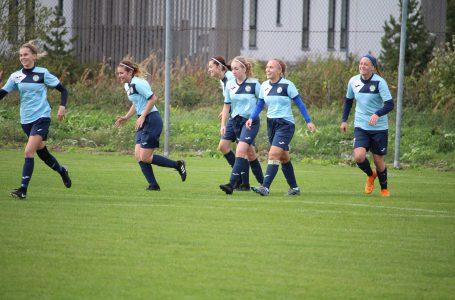 13 команд в Первой женской лиге Эстонии!