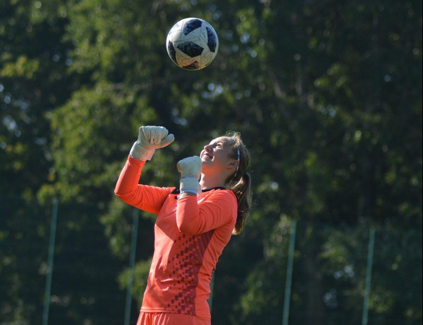 Ксения Ерофеева вызвана в молодёжную сборную У17