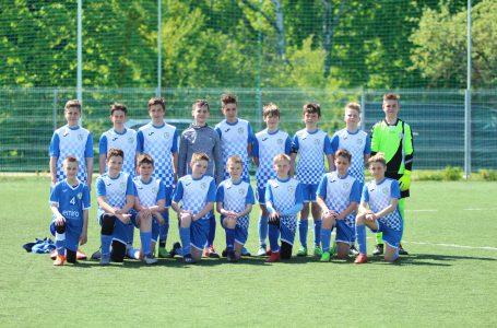 Поздравляем команду Tallinna FC Ajax (07)!