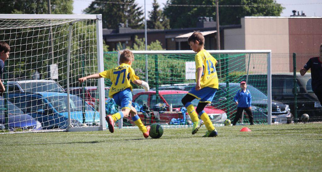 Календарь игр Tallinna FC Ajax (12)