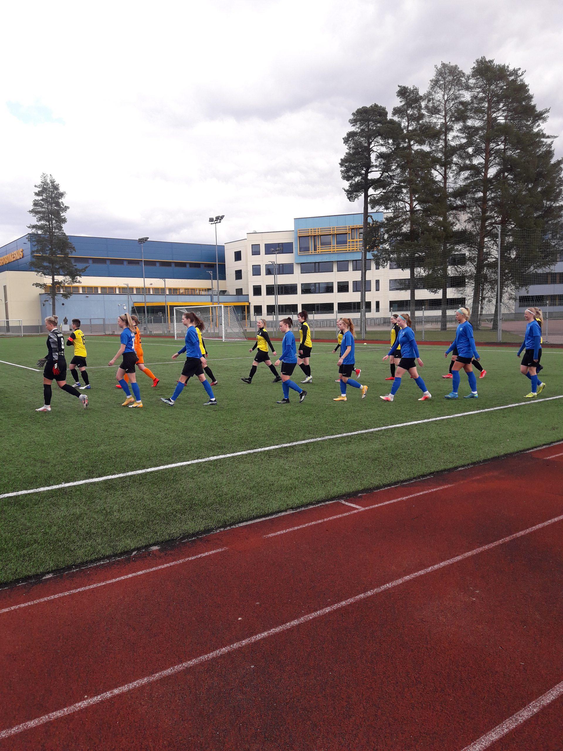 Saku Sporting(N)-Ajax Lasnamäe(N)  4-1